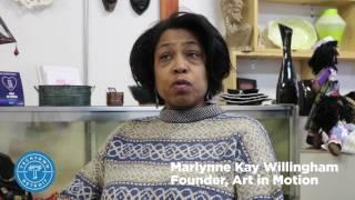 Kay Willingham: Art in Motion