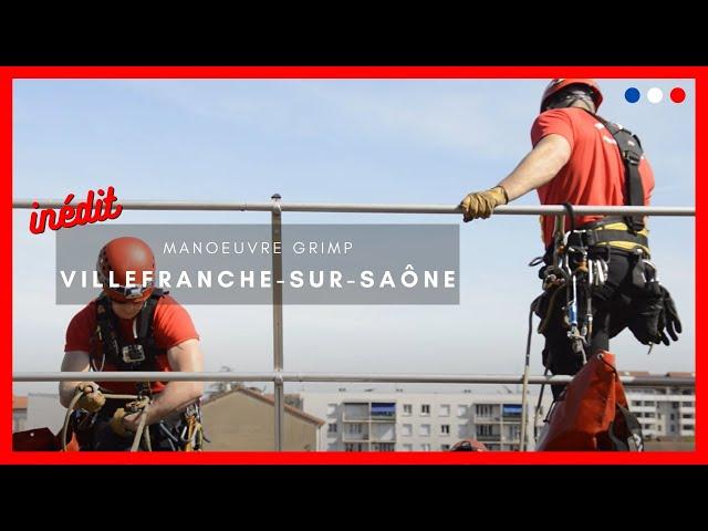 [MANŒUVRE] GRIMP - Villefranche-sur-Saône