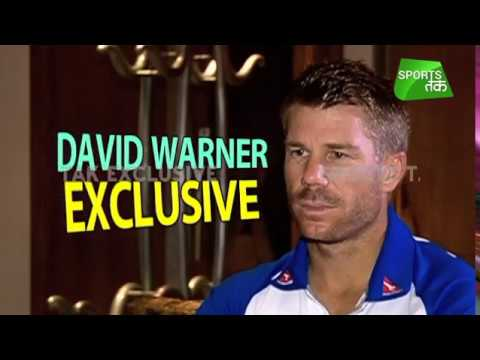 """MS Dhoni doing a great thing in helping Virat Kohli grow as a Captain""- David Warner   Sports Tak"