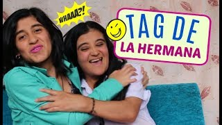 TAG DE LA HERMANA | Ruby Castro
