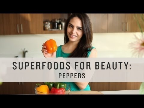 Superfoods - Superfoods for Beauty: Peppers