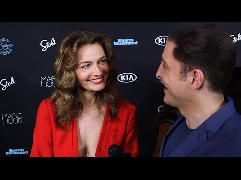 Paulina Porizkova on Posing Nude for Sports Illustrated's Swimsuit Issue