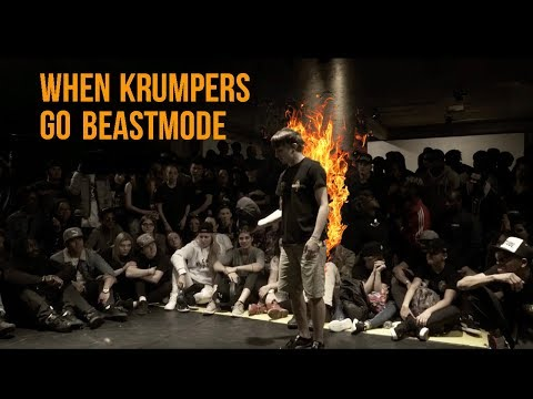 When KRUMPERS Go BEASTMODE | Dance Battle Compilation 🔥