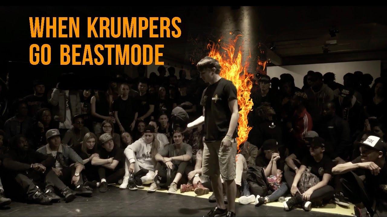 Download When KRUMPERS Go BEASTMODE   Dance Battle Compilation 🔥
