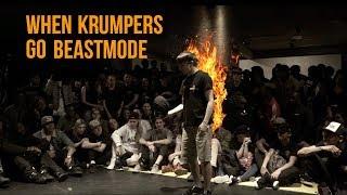 When KRUMPERS Go BEASTMODE | Dance Battle Compilation 🔥