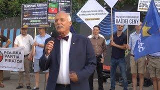 Czas na tanie paliwo! - Janusz Korwin-Mikke, Michał Dydycz, Jacek Wilk, Tomasz Bethke
