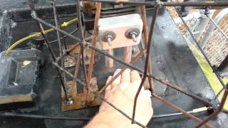 Black widow rc air boat / how I do my engine mount