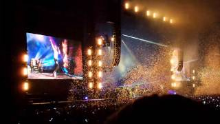Coldplay - A sky full of stars Bogota D.C. Colombia 13 abril 2016 (FullHD)