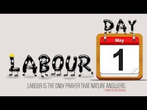 Happy Labour Day .... wishes °°whatsapp status video 2018°°