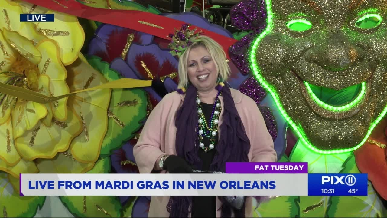 Mardi Gras 2021 How New Orleans Is Celebrating During The Pandemic Youtube