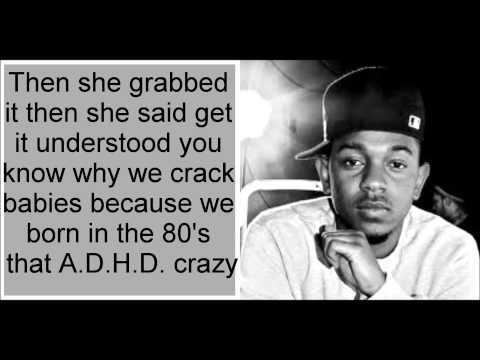 ADHD-Kendrick Lamar Lyrics