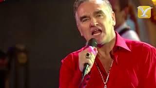Morrissey - Black Cloud - Festival de Viña del Mar 2012