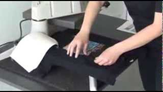 Dunkle T-Shirts bedrucken mit FOREVER Transferpapier und OKI Weiss Toner Drucker