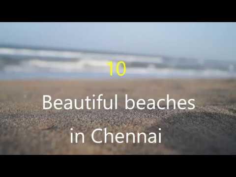 10 Beautiful beaches in Chennai