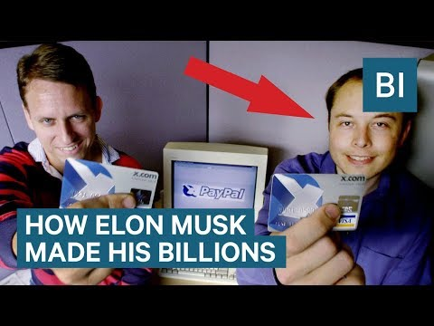 How Elon Musk, CEO Of Tesla And SpaceX, Makes And Spends His Money