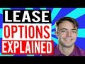 Lease Options In Real-Estate (Explained Simply)