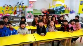 Anak-anak PAUD di Korea Selatan belajar bahasa Indonesia dengan nyanyian