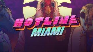 Стрим Hotline Miami - игра пройдена