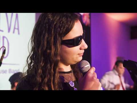 Here Comes The Sun performed by the Shalva Band