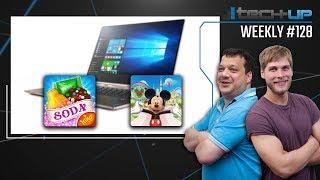 Netflix teurer? | Handys verschicken heimlich Fotos | Win10: Spiele-Bloatware - Tech-up Weekly #128