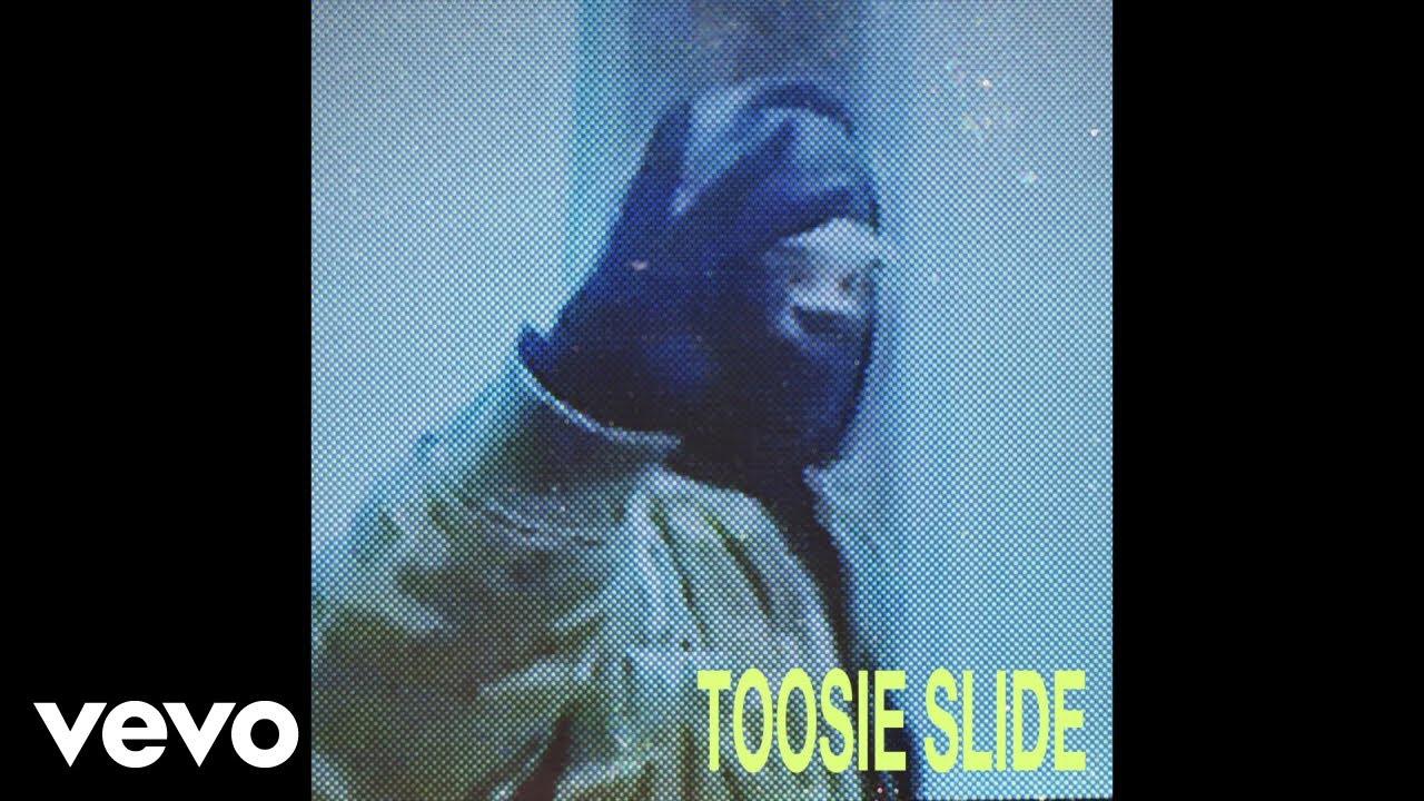 Drake — Toosie Slide Piano Sheet Music PDF