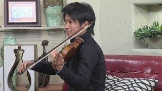 NM Philharmonic features violinist Fumiaki Miura.