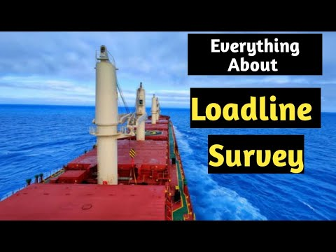 International Convention on Load lines Survey of ship