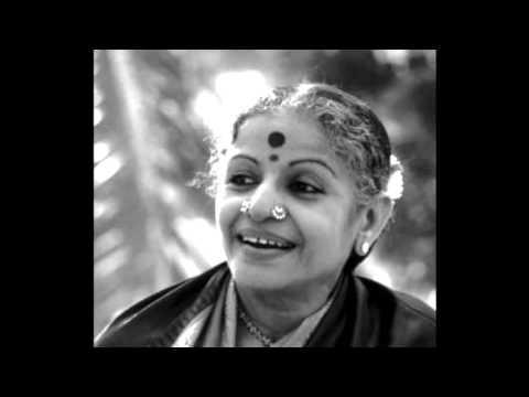 MS Subbulakshmi-Vanajakshi Ninekori-Varnam-Kalyani-Pallavi Gopala Iyer