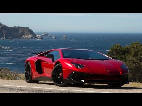 This is the fastest Lamborghini EVER - YouTube