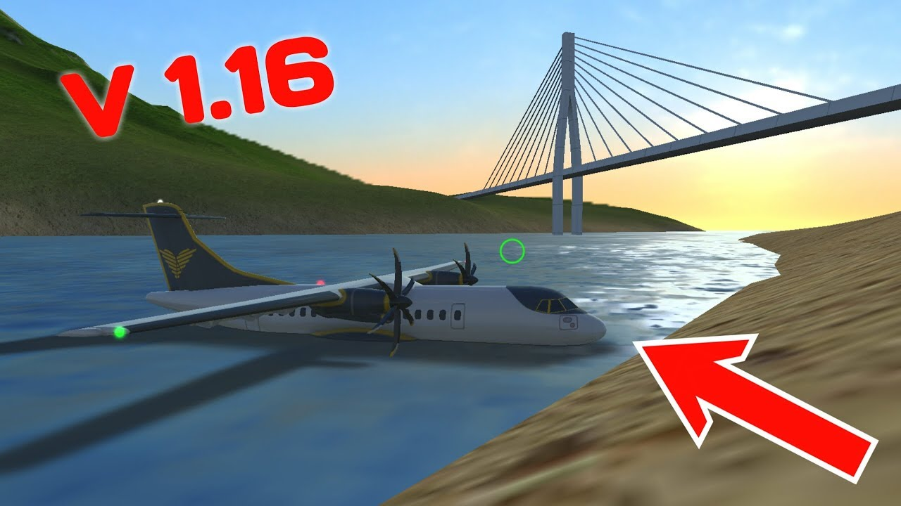 TURBOPROP FLIGHT SIMULATOR-A LOT OF NEWS !!!-ANDROID-1080p ...