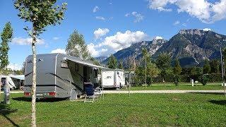 Camping-Stellplatz Lago Levico-Italien