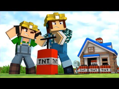Трек Майкравт - TNT Minecraft в mp3 256kbps