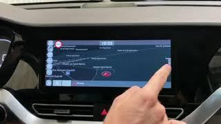 🆕TUTO🆕 Comment trouver une station de recharge sur le GPS de votre Kia E-Niro