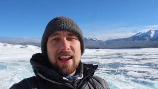 February 21, 2021, Kid's Moment, Abraham Lake