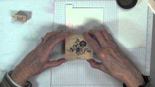 Basic's for the Beginner Stamper -     Rubber Stamping
