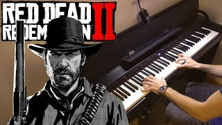 Red Dead Redemption 2 - Arthur's Songs - Piano Cover Video