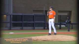 Nathan Kirby - LHP - University of Virginia (2014-04-04 at Pitt)