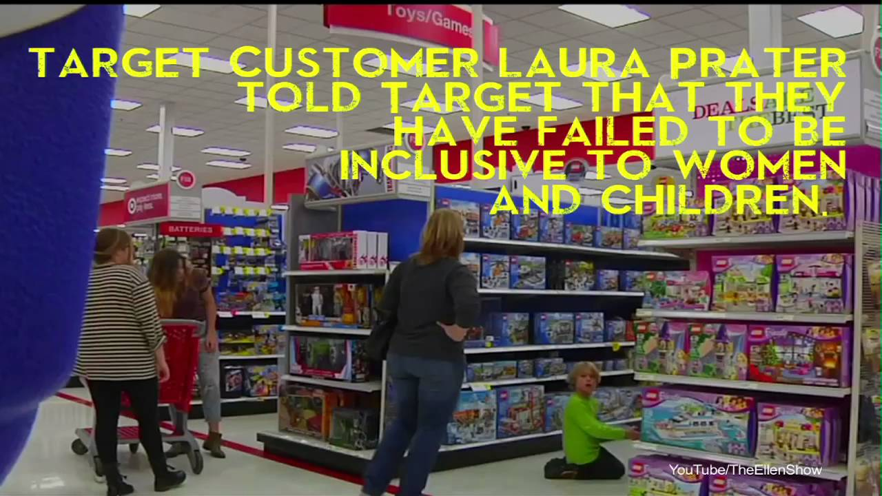 Target Stores Open Women\'s Bathrooms, Changing Rooms to Men - YouTube