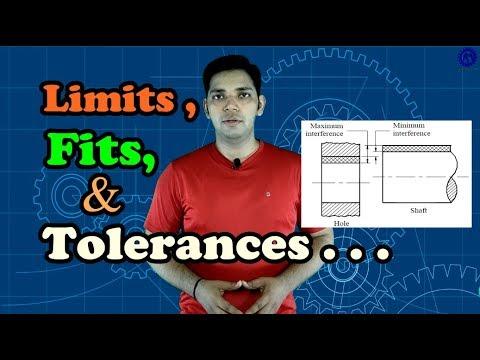LIMITS, FITS AND TOLERANCES ! ASK MECHNOLOGY !!