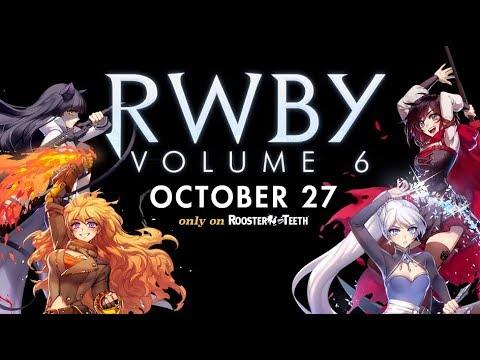 RWBY Volume 6 Not on YouTube