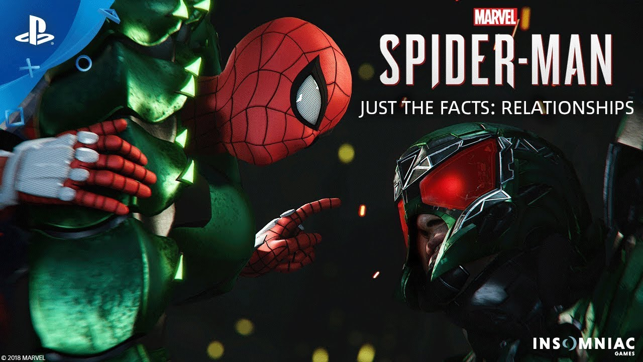 Marvel's Spider-Man – Just the Facts: RELATIONSHIPS | PS4