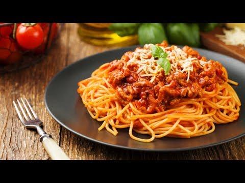 Спагетти болоньезе: вкусный классический рецепт пасты