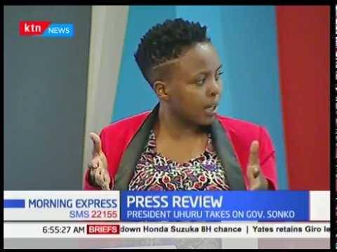 Morning Express: Press Review