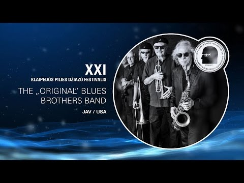 """Interview with The """"Original"""" Blues Brothers band"""