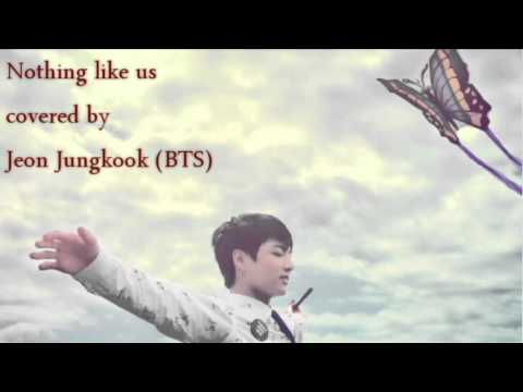 1hour Nothing like us covered by Jeon Jungkook (BTS)