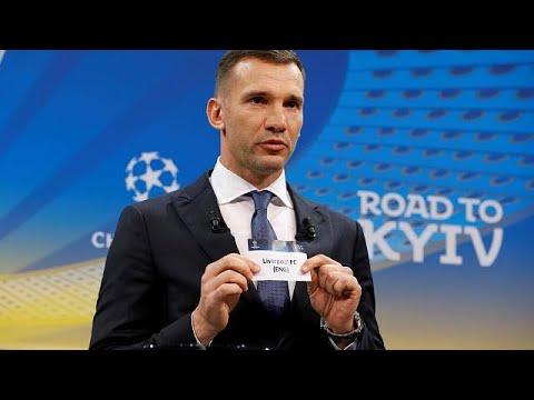 دوري أبطال أوروبا: برشلونة يواجه روما والريال أمام بايرن  - 14:22-2018 / 3 / 16
