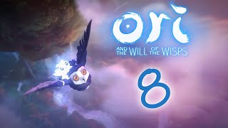 Ori and the Will of the Wisps - Прохождение игры на русском [#8] | PC