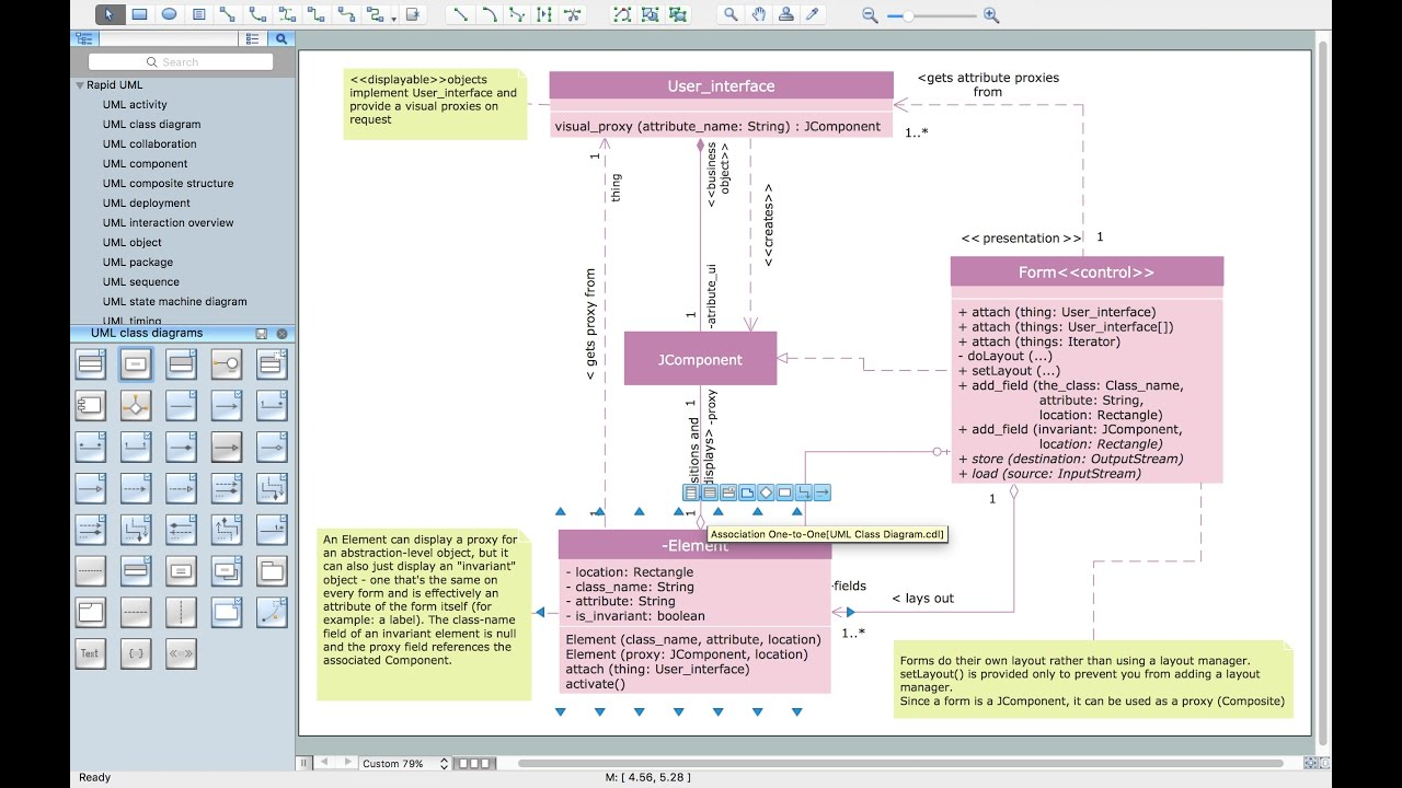 How to create your uml diagram youtube how to create your uml diagram ccuart Image collections