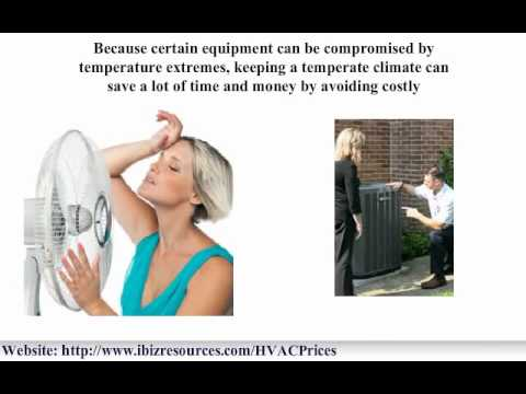 Los Angeles Commercial Air Conditioning Makes For A Healthier Environment