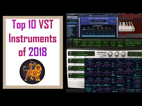 Top 10 Vst Instrument Plugins of 2018